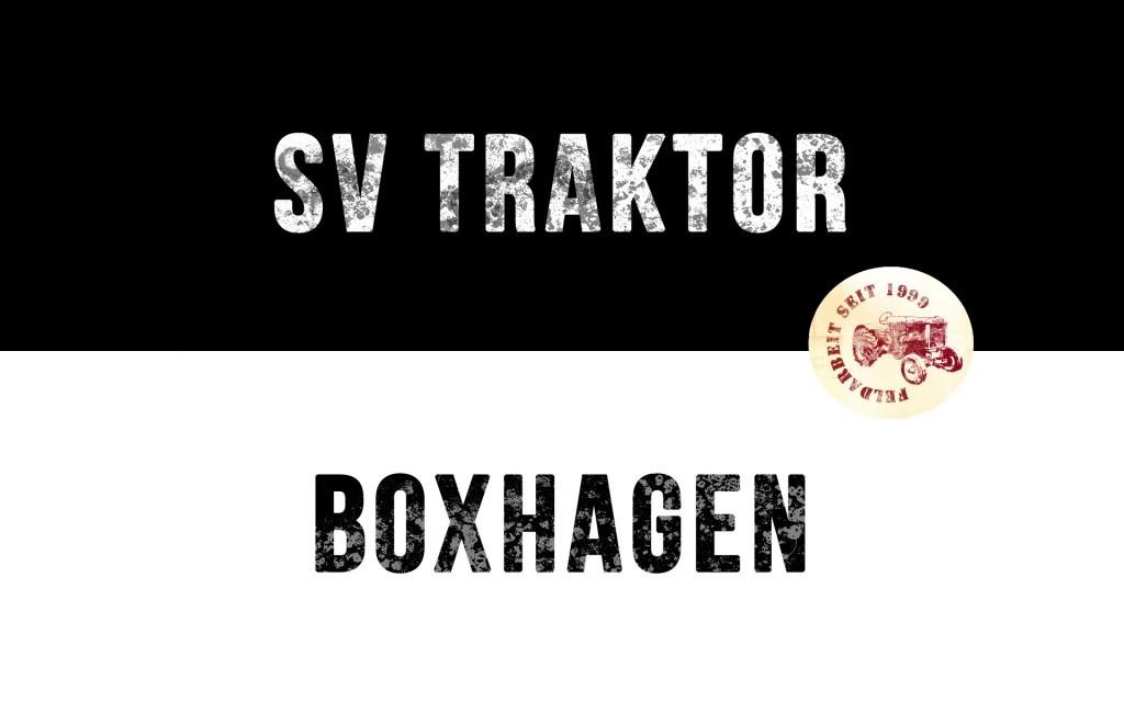 Zeitung – Traktor Boxhagen